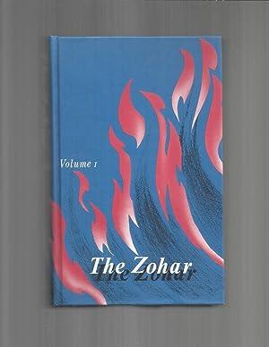 THE ZOHAR. Volume One (1).: Rabbi Simeon ben