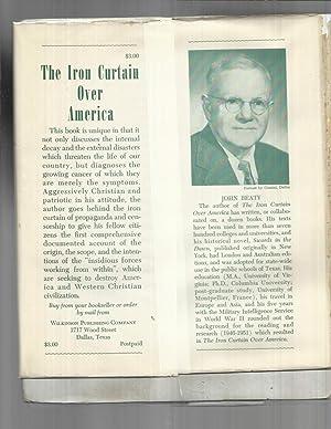 The Iron Curtain Over America Abebooks