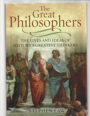 THE GREAT PHILOSOPHERS: The Lives and Ideas: Law, Stephen