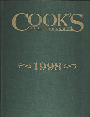 COOK?S ILLUSTRATED 1998.