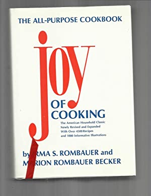 THE JOY OF COOKING. The All~Purpose Cookbook.: Rombauer, Irma S.