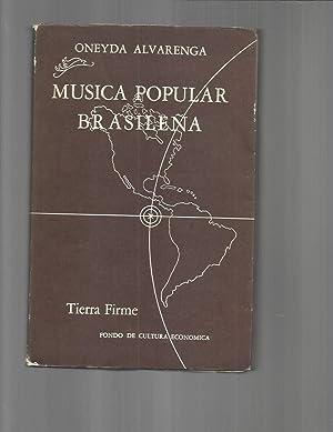 MUSICA POPULAR BRASILENA.: Alvarenga, Oneyda