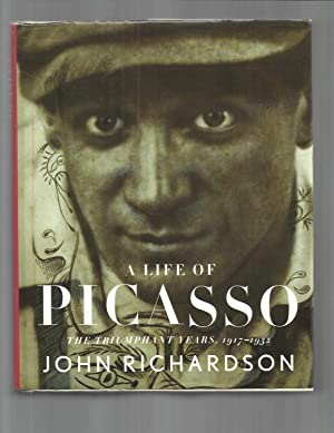 A LIFE OF PICASSO: The Triumphant Years, 1917~1932.