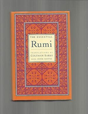 THE ESSENTIAL RUMI.: Jelaluddin Rumi &