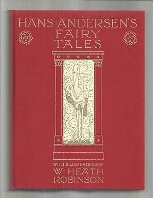 HANS ANDERSEN'S FAIRY TALES: With Illustrations By: Andersen, Hans