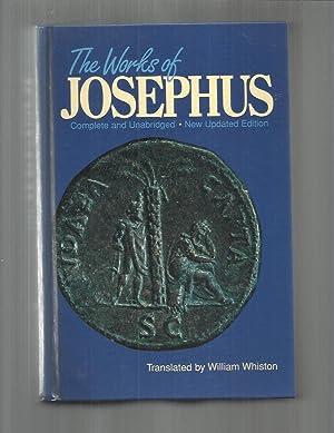 THE WORKS OF JOSEPHUS. Complete And Unabridged.: Flavius Josephus &