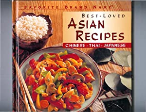 FAVORITE BRAND NAME BEST~LOVED ASIAN RECIPES: Chinese~Thai~Japanese.: Publications International, LTD.