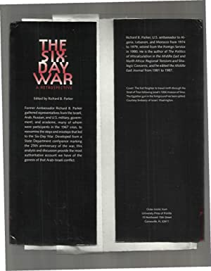 THE SIX~DAY WAR: A Retrospective. Foreword By Harold H.Saunders.: Parker, Richard B. (Edited By)