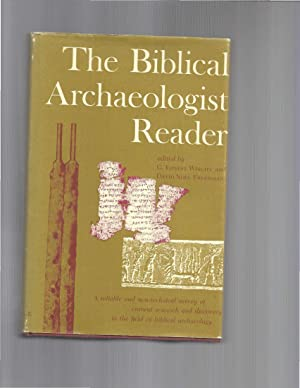 THE BIBLICAL ARCHAEOLOGY READER: A Reliable And: Wright, G. Ernest