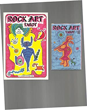 ROCK ART DECK AND BOOK SET. Created: Roelen, Jerry