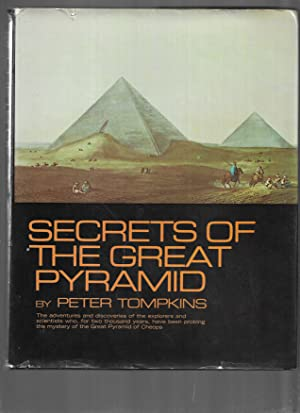 SECRETS OF THE GREAT PYRAMID; With an: Tompkins, Peter