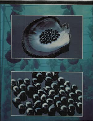 BLACK PEARLS OF TAHITI. Photographs By Alain Durand. Translated From The French Jean L. Sherman.: ...
