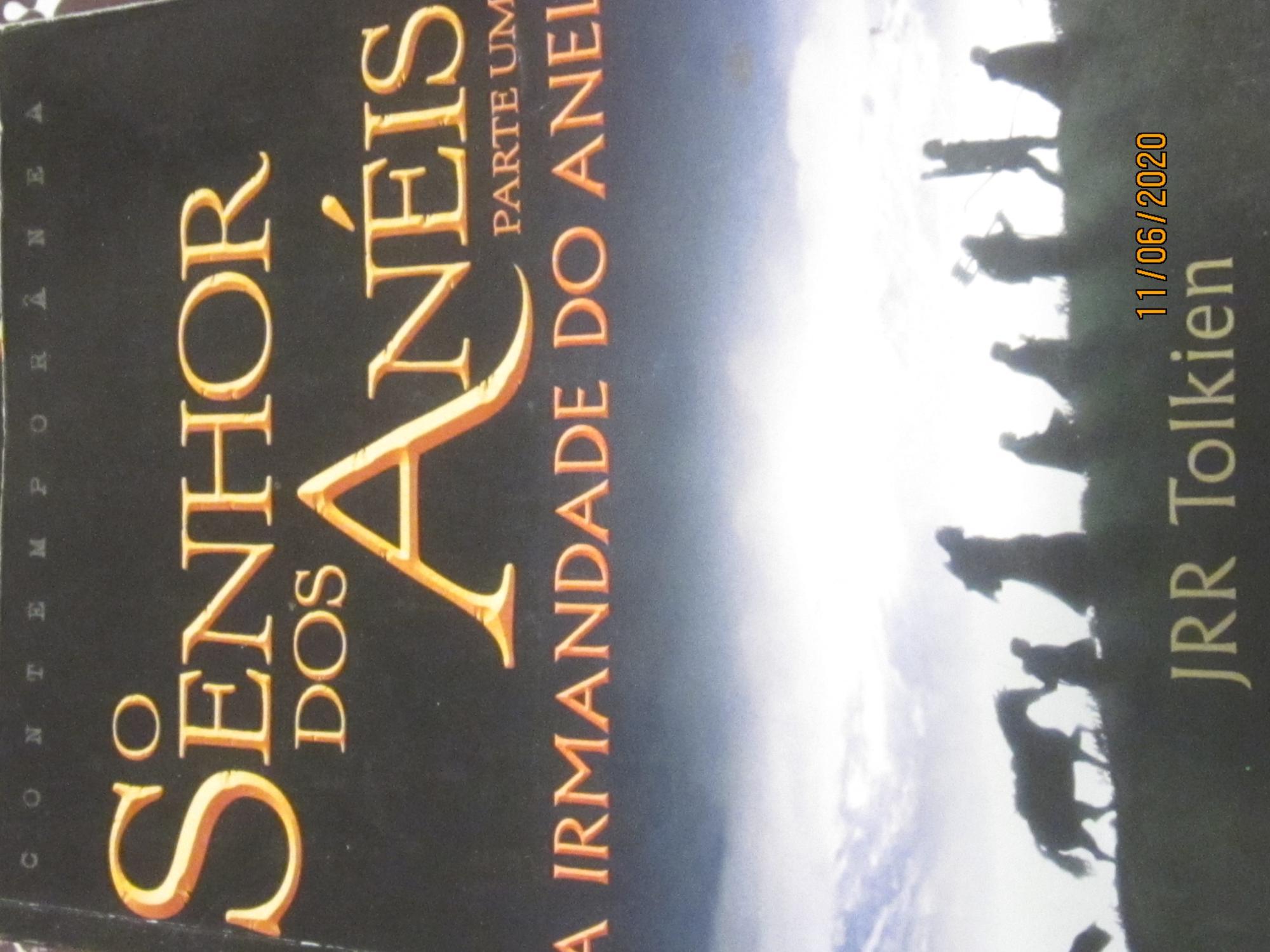 O Senhor dos Anéis - Parte Um (Edição ultralimitada) - J. R. R. Tolkien