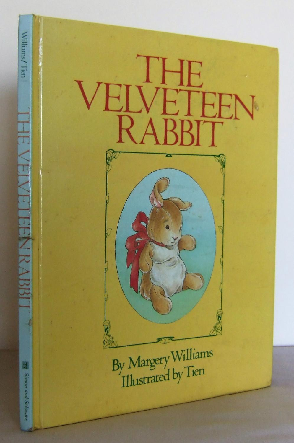 The Velveteen Rabbit Or How Toys Become Real By Williams Margery