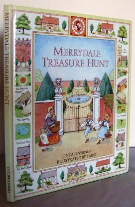 Merrydale treasure Hunt: JENNINGS, Linda