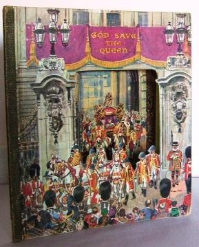 """God save the Queen : a """"Look Through"""" picture Book"""