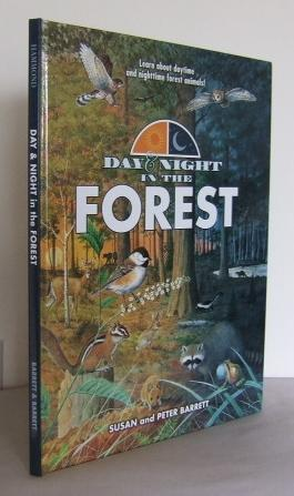 Day & Night in the Forest: BARRETT, Susan and Peter