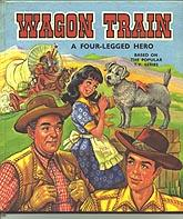 Wagon Train : a four-legged Hero: TEMPLAR, Maurice