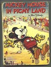 Mickey Mouse in Pigmy Land: DISNEY, Walt