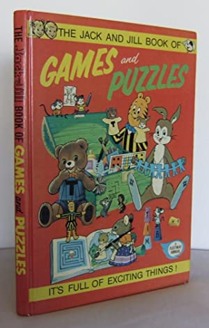 The Jack and Jill book of games