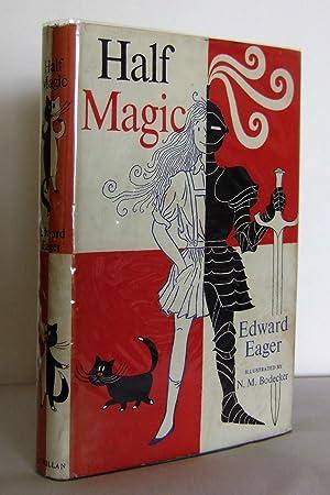 Half Magic: EAGER, Edward