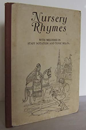 Nursery Rhymes : with music and pictures: NIGHTINGALE, Agnes (edited