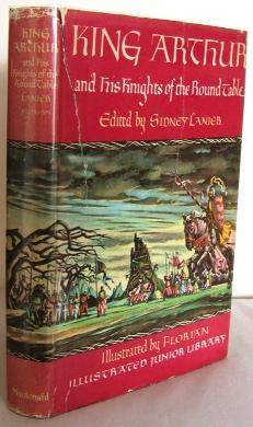 King Arthur and his Knights of the: LANIER, Sidney (edited