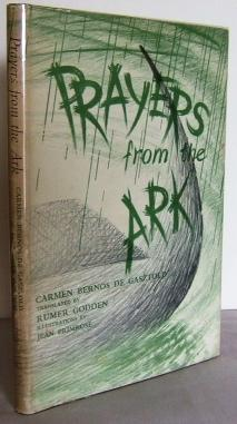 Prayers from the Ark (translated + foreword: DE GASZTOLD, Carmen