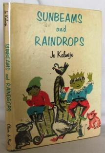 Sunbeams and raindrops (translated from the Dutch): KALMIJN, Jo