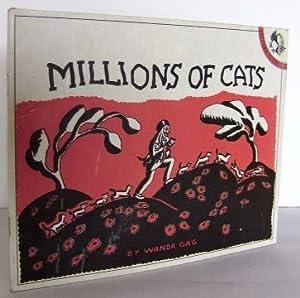 Millions of Cats: GA'G, Wanda