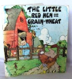 a grain of wheat characters