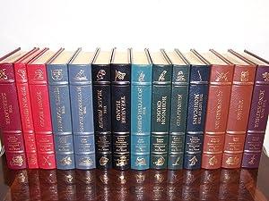 N C WYETH ADVENTURE CLASSICS 14 vols: Westward Ho!, Mysterious Island, Boy's King Arthur, ...