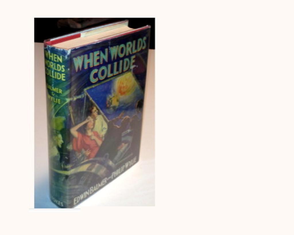 WHEN WORLDS COLLIDE / FIRST STATE BINDING ?!?!? Balmer, Edwin & Wylie, Philip
