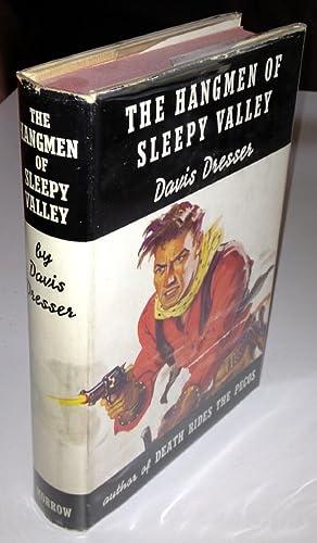 THE HANGMAN OF SLEEPY VALLEY: Dresser, Davis ( Halliday, Brett )