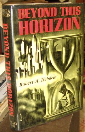 Heinlein Beyond This Horizon Signed Abebooks