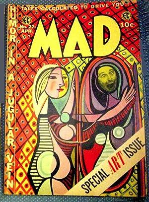 MAD MAGAZINE Volume 1, #22: MAD MAGAZINE (
