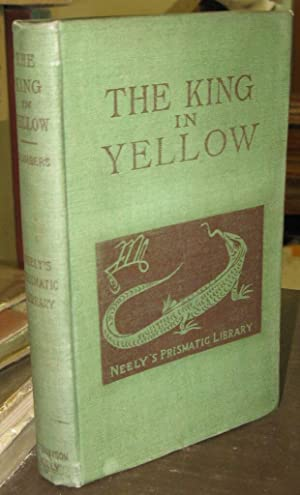 THE KING IN YELLOW: Chambers, Robert