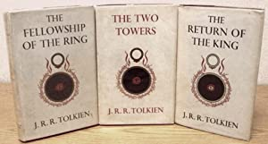 THE LORD OF THE RINGS comprising THE: Tolkien, J. R.