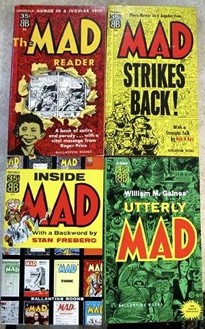 THE MAD READER, MAD STRIKES BACK!, INSIDE: Kurtzman, Harvey