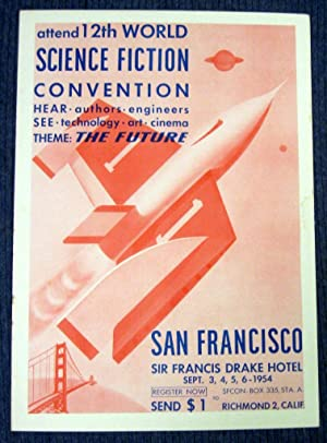 THE TWELFTH WORLD SCIENCE FICTION CONVENTION PAPERS: TWELFTH WORLD SCIENCE