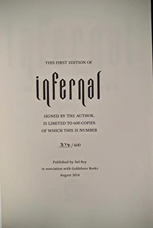 Infernal: Mark de Jager