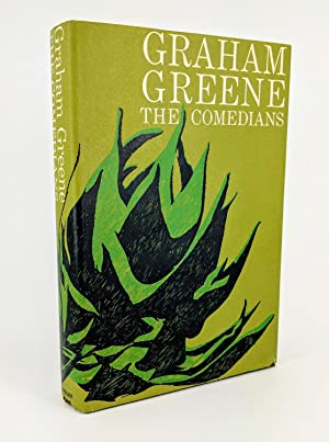 a review of graham greenes the comedians Reviews (0) graham greene (1904-1991) was a prolific novelist, short story writer,  greene, graham the comedians new york the viking press, (1966) lovely clean .