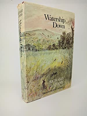 Watership Down - Signed by the author: Richard Adams