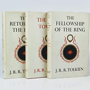 The Lord of the Rings: The Fellowship: J.R.R Tolkien