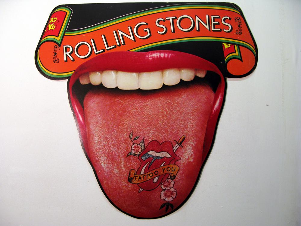 The Rolling Stones Tattoo You Album