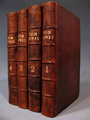 The History of Tom Jones, A Foundling: Henry Fielding, Esq.