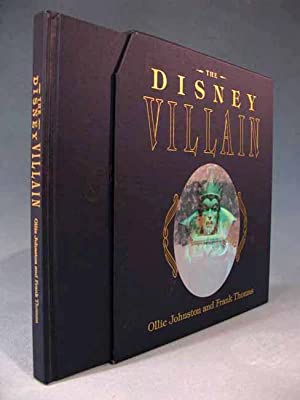 The Disney Villain [Slipcased Limited Edition with actual film strip from 1937 Snow White movie]: ...