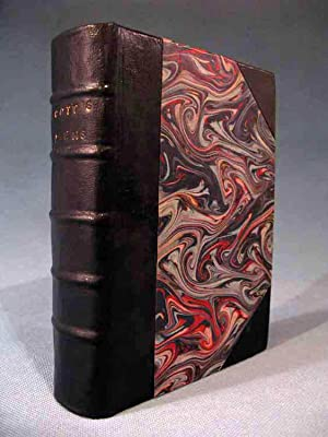 THE POETICAL WORKS OF SIR WALTER SCOTT ~ Including Introduction and Notes [THE ALBION EDITION]: Sir...