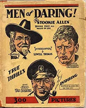 Men of Daring! Heroes from All Walks: Stokie Allen; intro