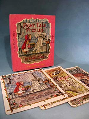 FAIRY TALE PUZZLES by Tasha Tudor: Tasha Tudor